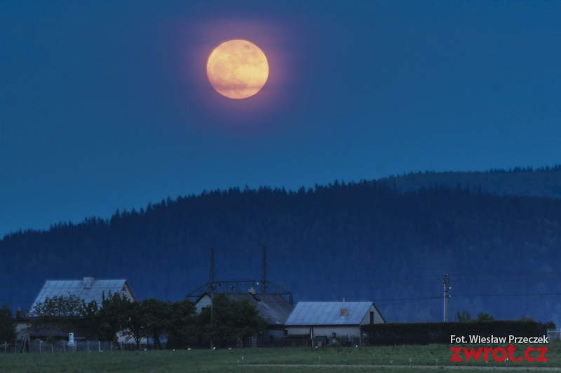 Już tej nocy Krwawy Księżyc. Co wróży?