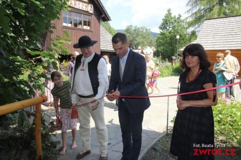 Otwarcie starej szkoly w Wisle (8)