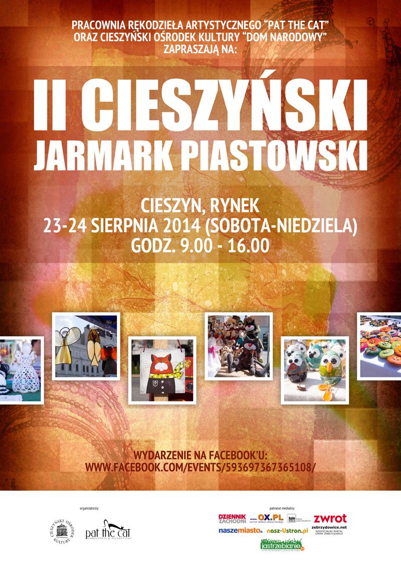 Cieszyński Jarmark Piastowski po raz drugi