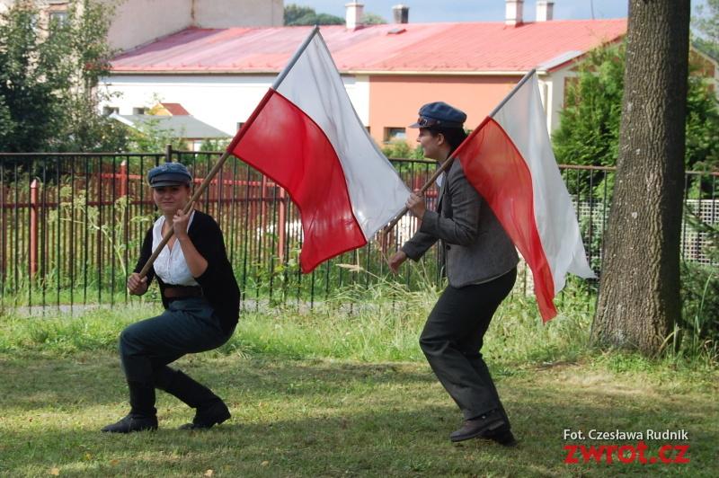 O I Powstaniu Śląskim w Piotrowicach (fotogaleria)