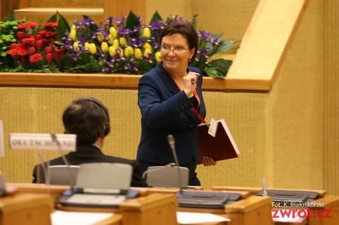 Ewa Kopacz objęła stanowisko premiera