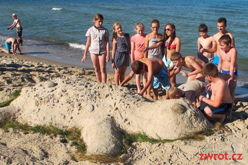 Zielona Szkoła nie tylko na plaży (nowe zdjęcia)