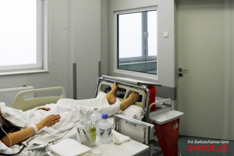 Ebola w Cieszynie okazała się malarią