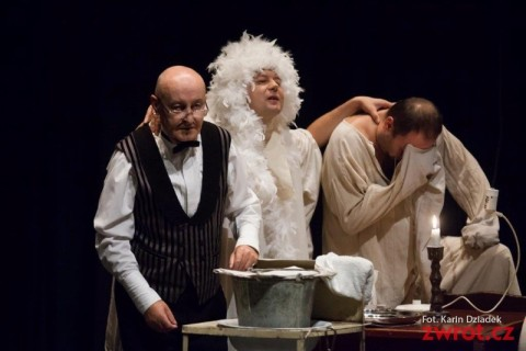 """Premiera """"Sali nr 7"""" w Teatrze Cieszyńskim"""