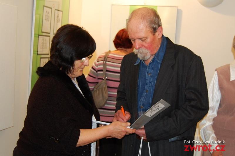 Humor Bronisława Liberdy (zdjęcia)