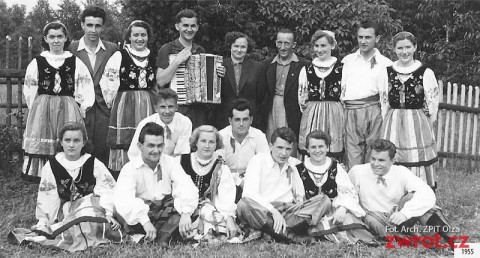 """ZPiT """"Olza"""" na zdjęciach z lat 1954-1966, cz. I"""
