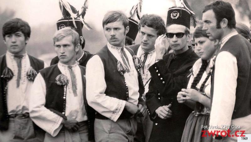 """ZPiT """"Olza"""" na zdjęciach z lat 1969-1989, cz. II"""