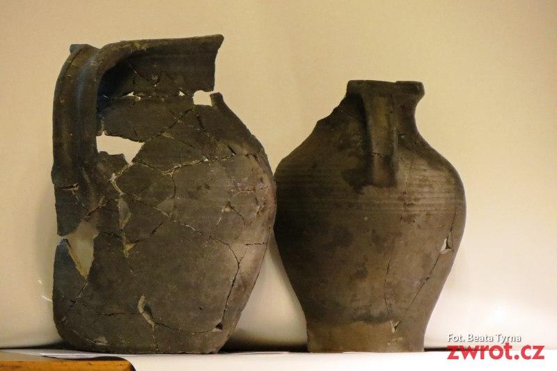 Skarby archeologiczne Cieszyna