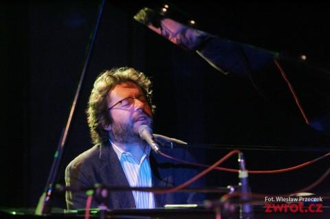Grzegorz Turnau zaśpiewa w Czeskim Cieszynie