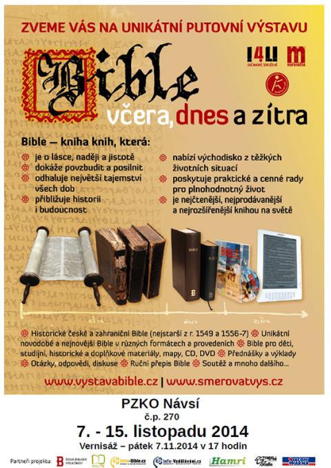 Zaproszenie Wystawa Biblijna