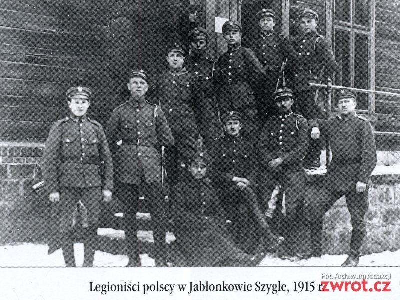 Legioniści Polscy w Jabłonkowie – wystawa