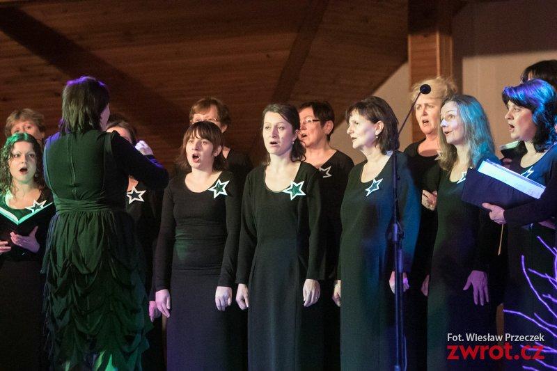 Melodia kolędowała w Nawsiu (zdjęcia)