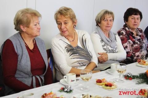 Wigilijka Klubu Nauczycieli Emerytów (zdjęcia)