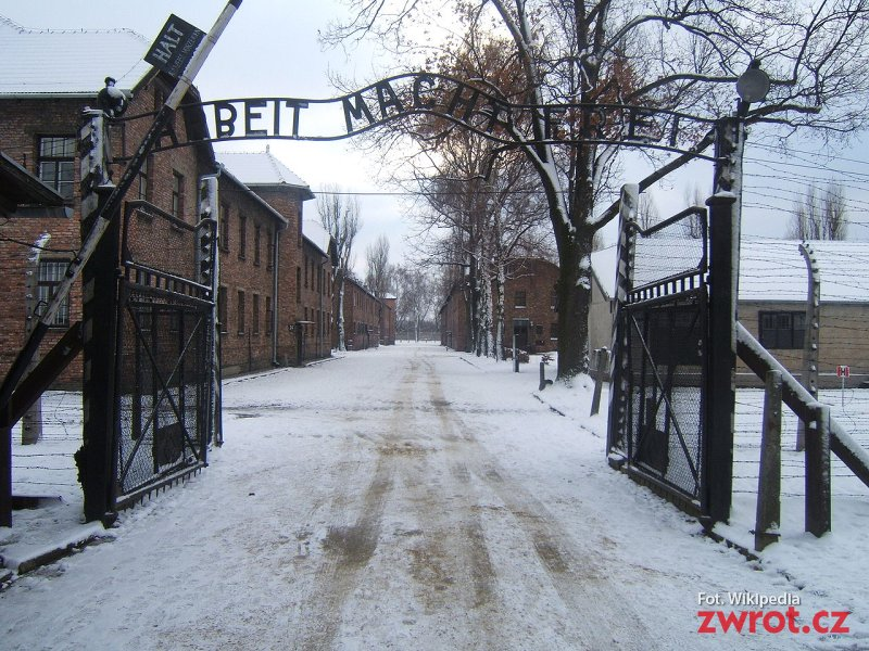 Więźniowie Auschwitz z Zaolzia
