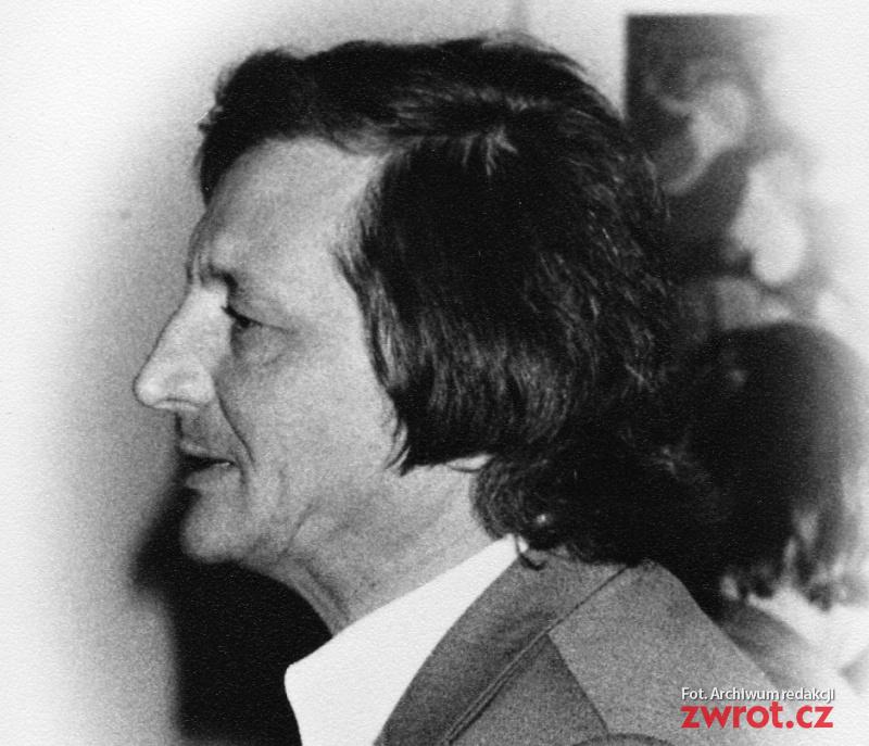 Wspominamy Gustawa Sajdoka (12.1.1935-11.11.2002)