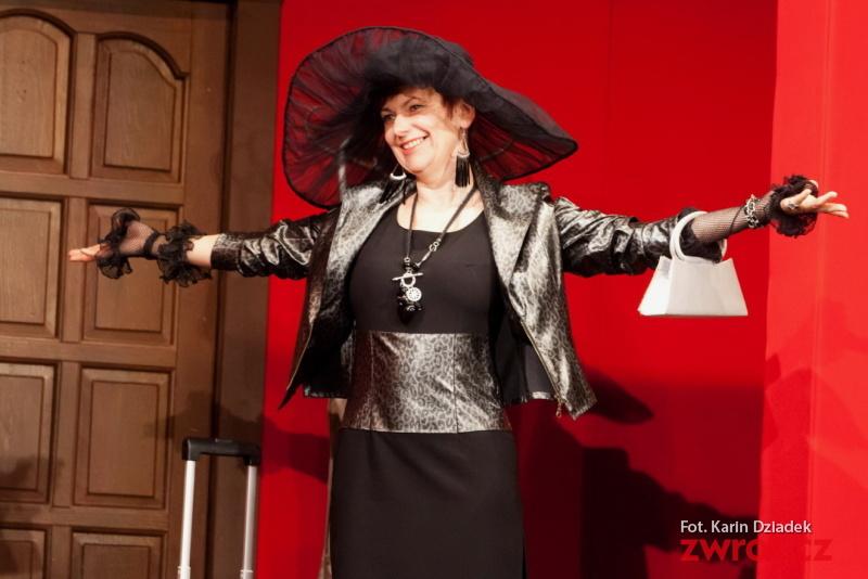 Aktorzy Sceny Polskiej zostali uhonorowani odznaką Zasłużony dla Kultury Polskiej