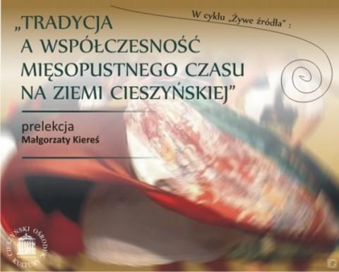 Okres mięsopustny na Śląsku Cieszyńskim