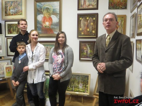 Pierwsze urodziny Galerii Sztuki Puls w Cieszynie
