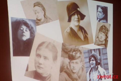 Galeria kobiet z rodu Kossaków