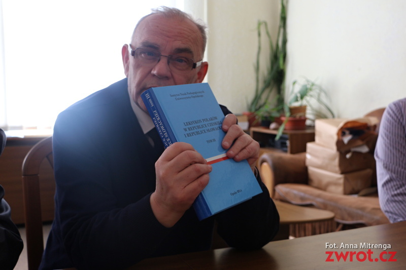 Najnowszy Leksykon Polaków już na Zaolziu