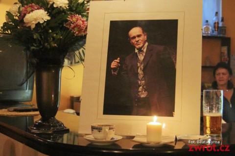 Pożegnanie Ryszarda Malinowskiego