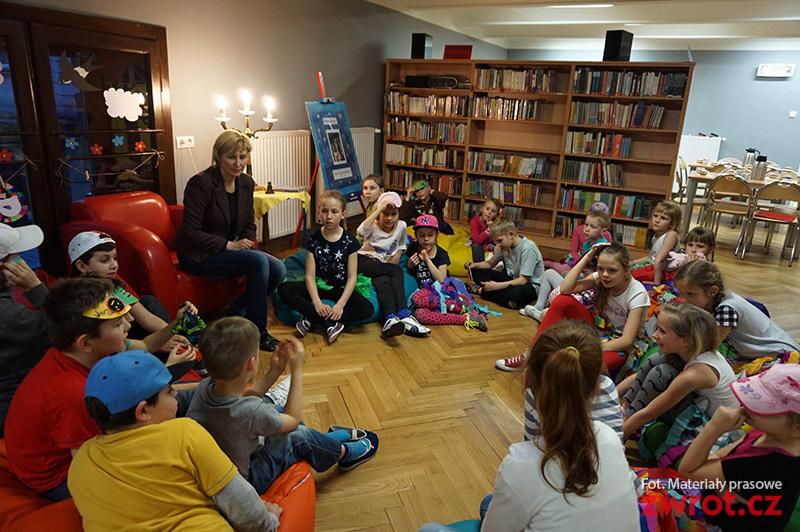 Urodziny Andersena w cieszyńskiej bibliotece