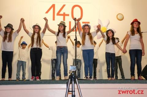 140-lecie polskiej szkoły w Łomnej Dolnej