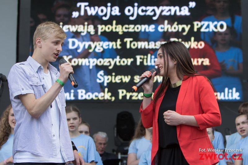 Hymn Festiwalu PZKO nominowany do Tacy Jesteśmy