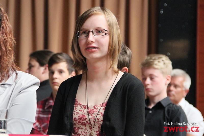 Talent roku dla Ewy Mencner