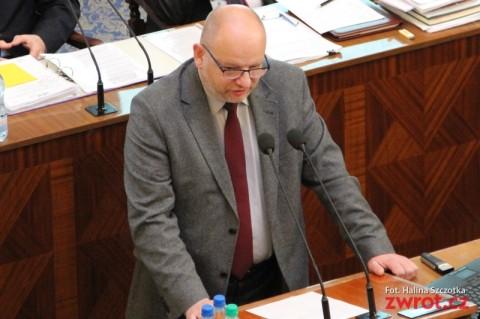 Piotr Spyra odwołany ze stanowiska wicewojewody