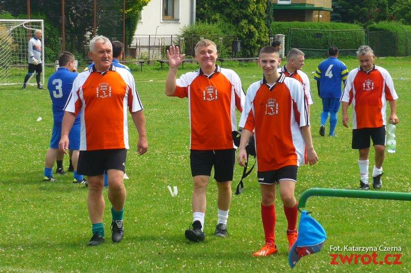 Święto piłki nożnej w Boguminie