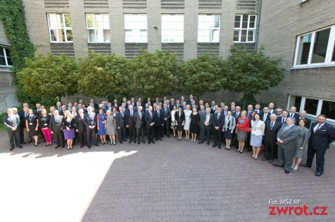 Ambasadorowie obradują w Warszawie