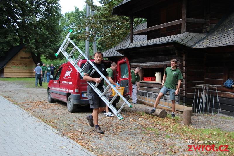 Szykują się do Gorolskigo Święta (zdjęcia i wideo)