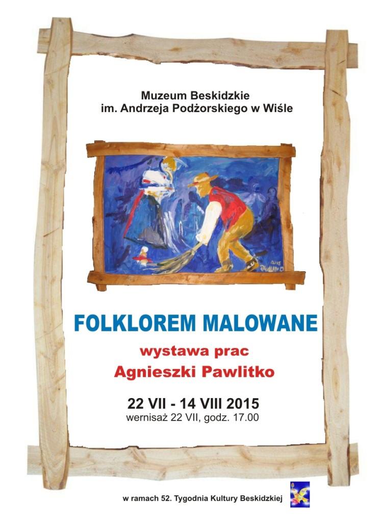 Folklorem Malowane w Wiśle