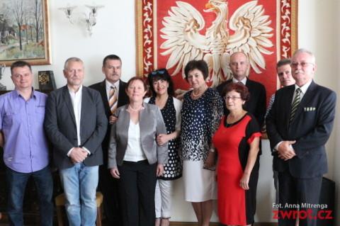 Przedstawiciele PZKO pożegnali Konsul Generalną