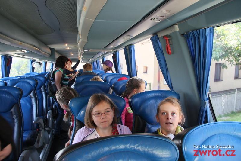 Dzieci z Milikowa uczą się w Hastings