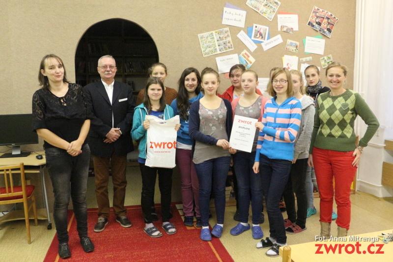 Młodzi dziennikarze odebrali nagrody
