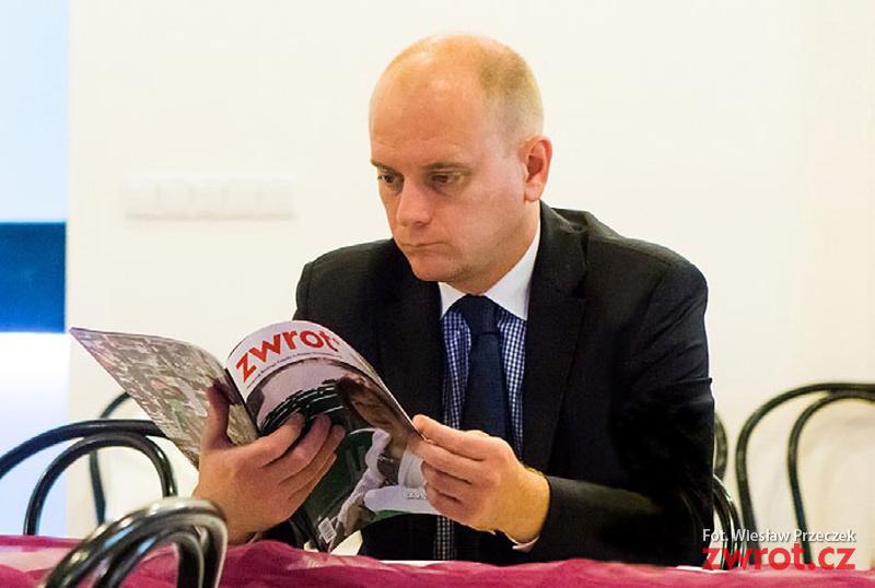 Konsul generalny Janusz Bilski