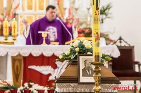 Pogrzeb Władysława Sikory