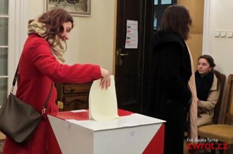 Trwają wybory do Sejmu i Senatu Rzeczypospolitej Polskiej.