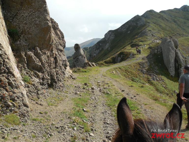 Leniwym stępem przez Kaukaz na kolejnym MURze
