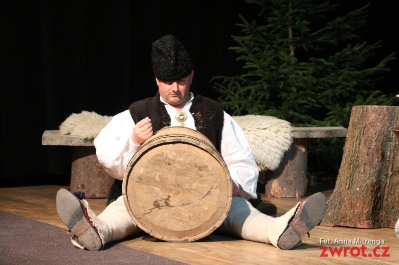 Aktorzy spod Tatr w Mostach