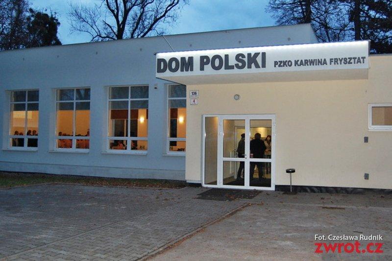 Nowy Dom Polski na Zaolziu