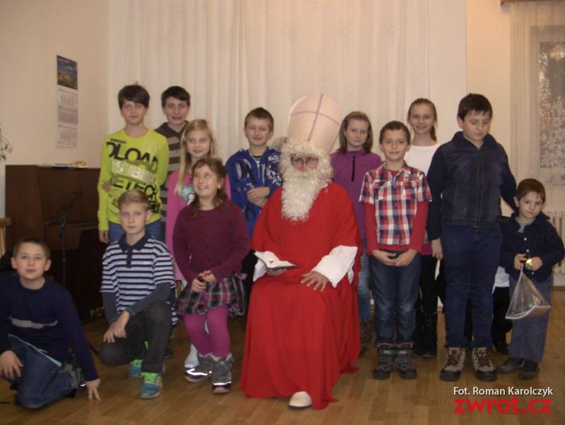 Mikołaj odwiedził Piotrowice