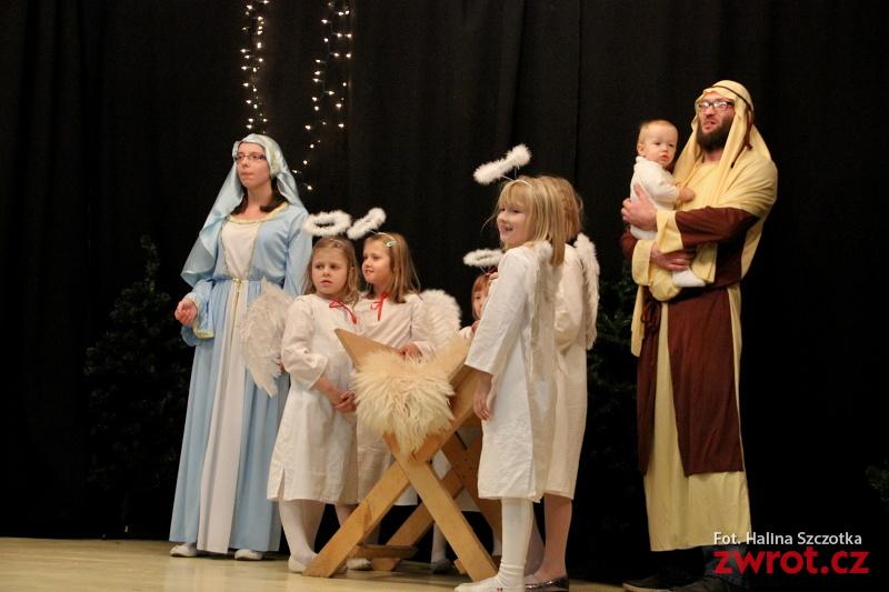 Rodzinne Jasełka w Nieborach
