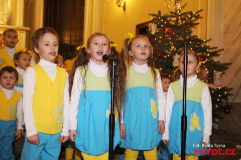 Koncert świąteczny PSP Czeski Cieszyn
