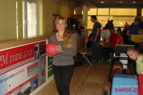 Turniej w bowlingu – Memoriał Jana Cymorka