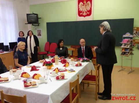 Konsul Janusz Bilski odwiedził Trzyniec