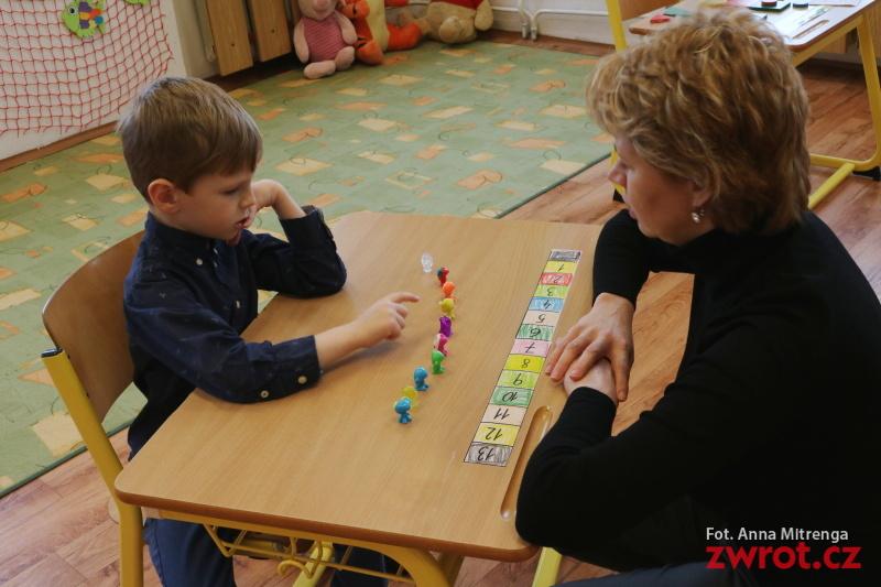 Pierwsze przedszkolaki zapisane