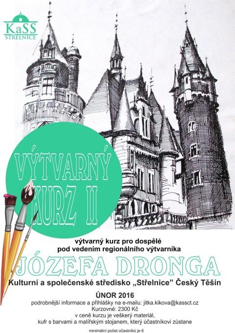 Kurs malarski Józefa Dronga